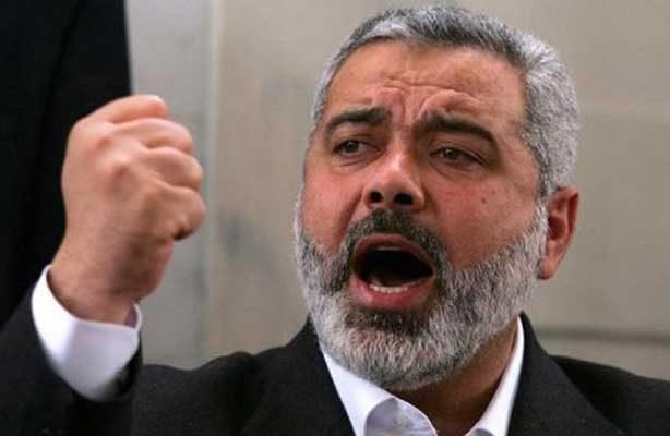 Incluye EU al jefe de Hamas en su lista negra de terroristas