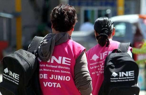 Pretenden engañar a ciudadanos al garantizar una plaza laboral en el INE Edomex