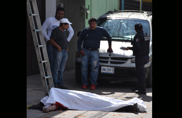 Muere albañil electrocutado, en Irapuato