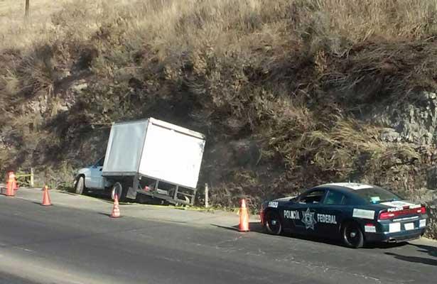 Ultimado sobre la Naucalpan-Toluca