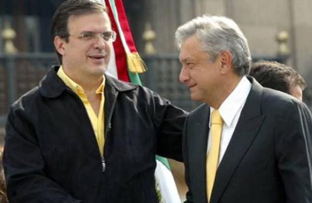 Regresa Marcelo Ebrard