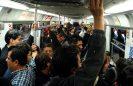 El metro tiene un sobrecupo de un millón de pasajeros más por día: Gaviño