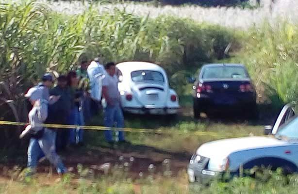 Localizan huesos humanos enterrados en un predio en la Cuenca del Papaloapam