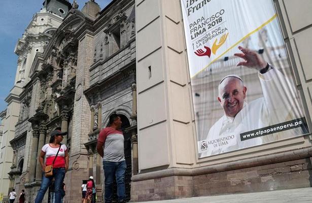 Perú afina detalles para recibir al papa Francisco