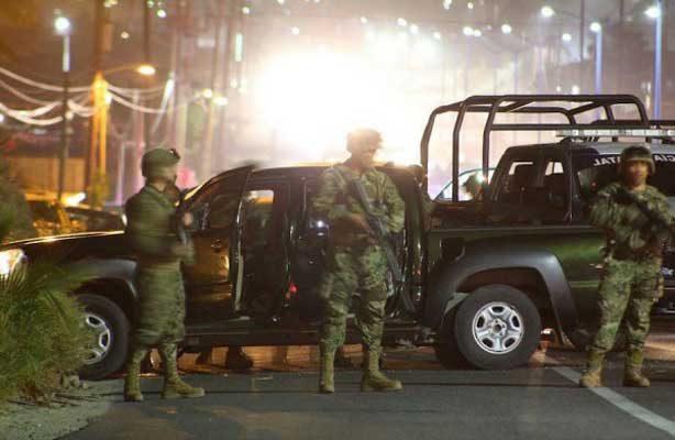 En enfrentamientos abate la Marina 7 presuntos delincuentes