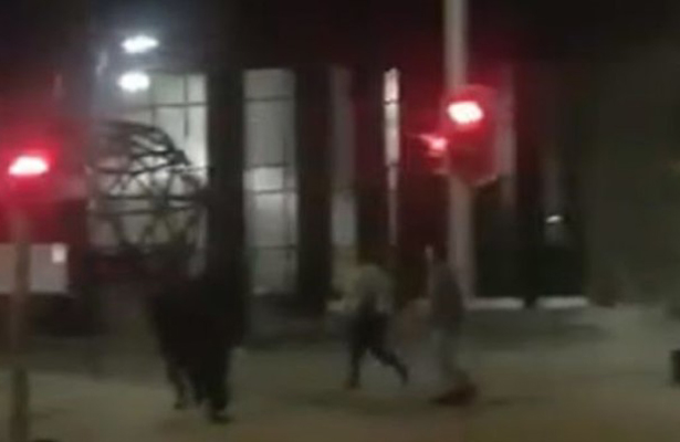 Captan asalto en pleno Paseo de la Reforma