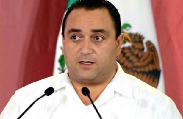Dictan prisión preventiva al ex gobernador de Quintana Roo