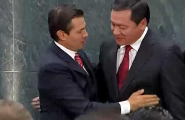 Renuncia Osrio Chong a la Secretaría de Gobernación