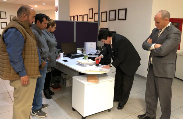 """Movimiento Ciudadano abandona la coalición """"Por Guanajuato al Frente""""."""