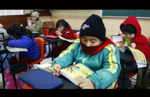 Se reanudarán clases mañana en escuelas de cinco delegaciones de la CDMX