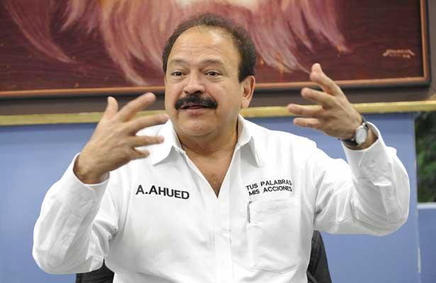 Armando Ahued, en busca de recuperar la confianza de la gente