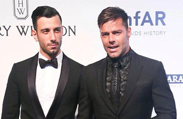 Ricky Martin anuncia que se casó ¡en secreto!