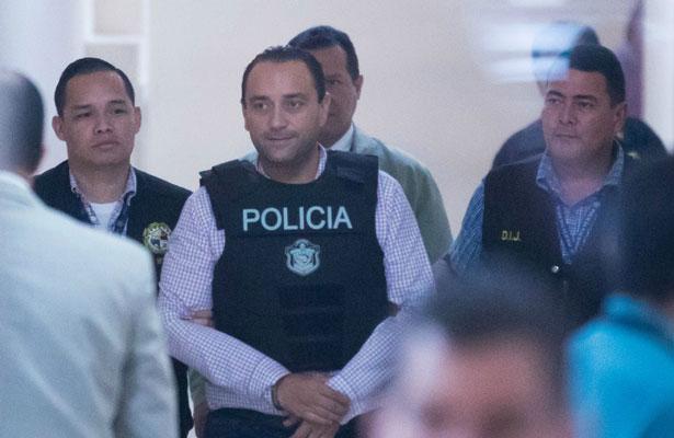 Panamá extremará medidas de seguridad para traslado de Roberto Borge