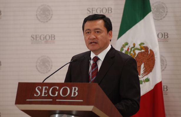 Osorio Chong buscaría el Senado