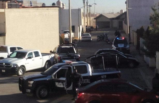 Ejecutan en Zacatecas a comandante policíaco