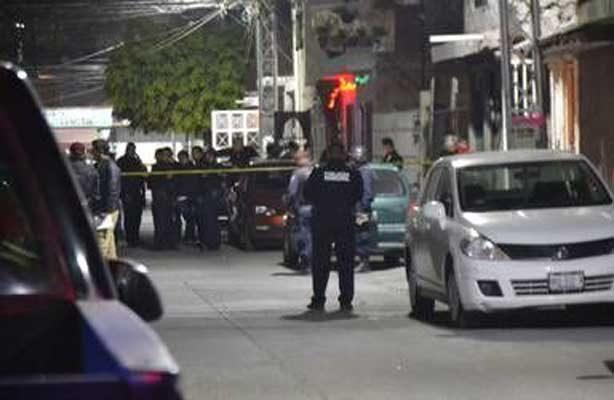 Matan a balazos a tres jóvenes en Querétaro