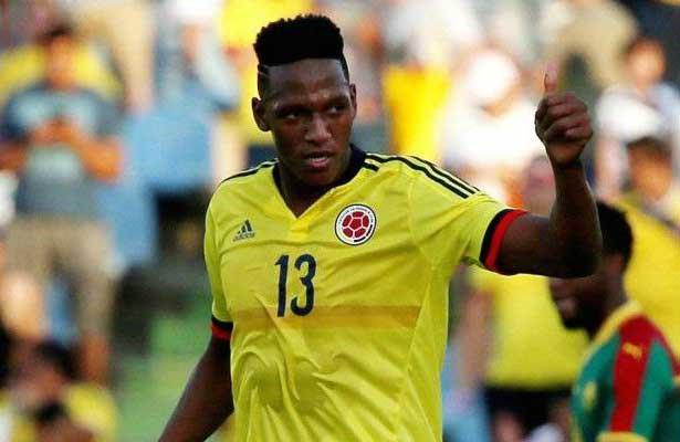 Conoce a Yerri Mina, primer colombiano que jugará con el Barcelona