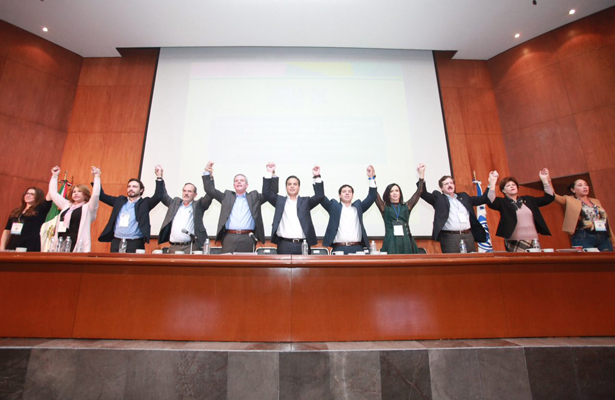 Consejo Nacional del PAN aprueba su plataforma electoral