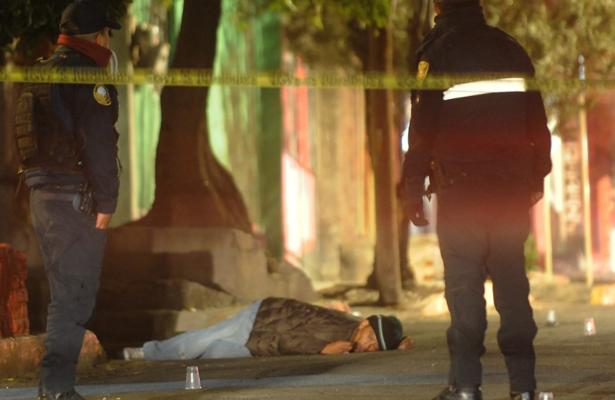 A balazos lo mataron en calles de la Gustavo A. Madero