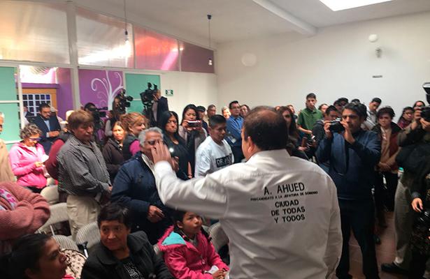 Aspiro a servirles más: Armando Ahued Ortega, precandidato