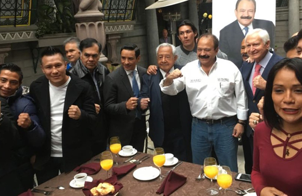 El CMB expresa su respaldo al Dr. Armando Ahued