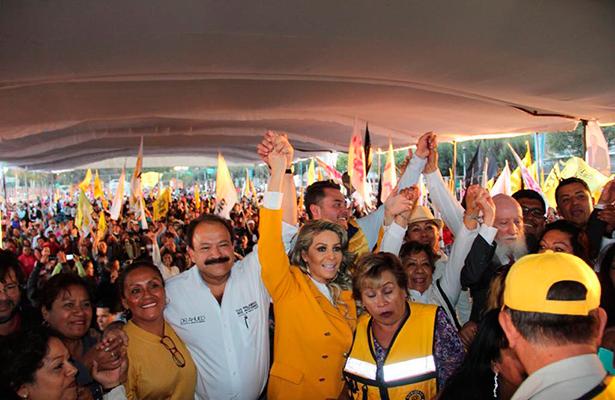 Pretendo encabezar la candidatura, aspiro a ser jefe de gobierno de la CDMX: Armando Ahued