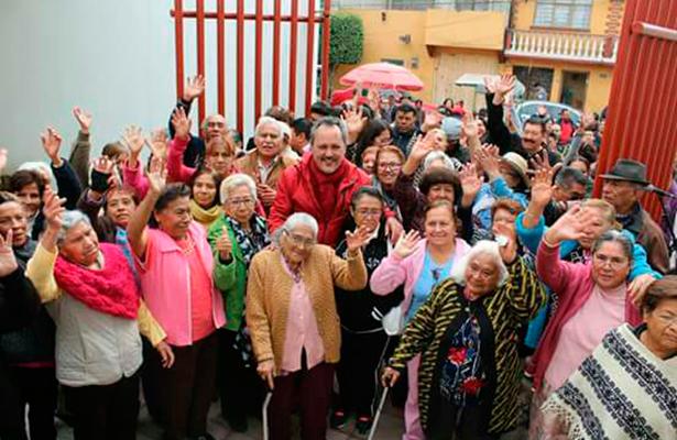 Inaugura obras delegado de Tláhuac