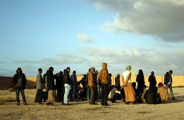 ONU llama a prepararse para movimientos migratorios masivos