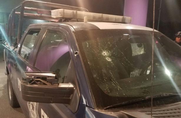 Atacan a balazos a un policía federal en carretera de Puebla