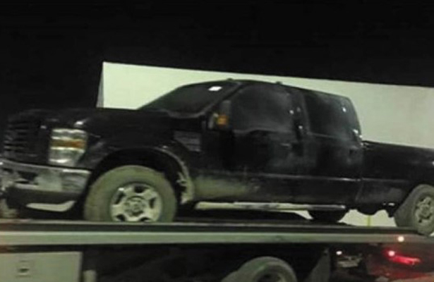 Asegura Sedena camioneta con armas y cartuchos