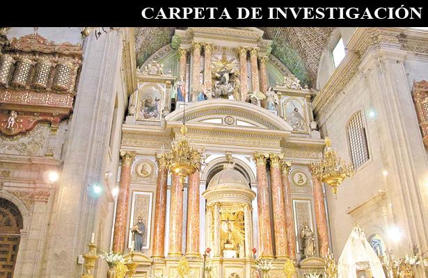 México, primer lugar en robo de Arte Sacro