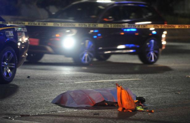 Terrible muerte tuvo un ciclista bajo las llantas de un 'caballo de acero'