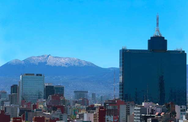 Prevén ambiente fresco durante el día en el Valle de México