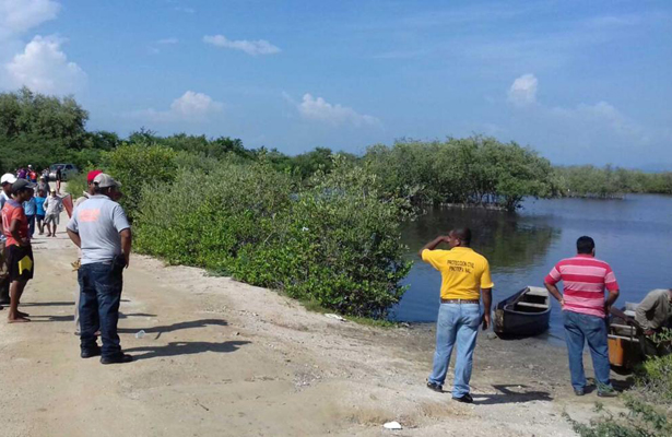 Sin localizar al menor arrastrado por un cocodrilo en Oaxaca