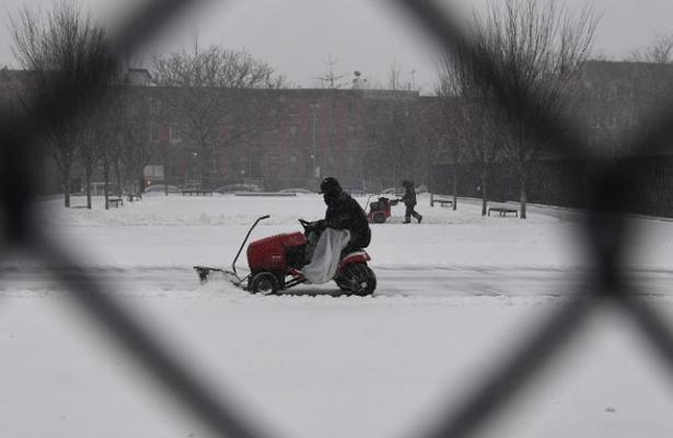 Inusual tormenta invernal congela el sur de EU