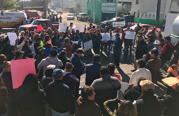 Demandan políticas públicas que garanticen abasto de agua para Ecatepec
