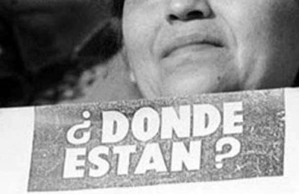 Edomex, con mayor número de desapariciones en el país