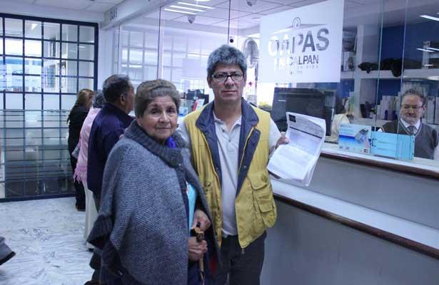 Implementa Naucalpan campaña de descuentos en pago de agua