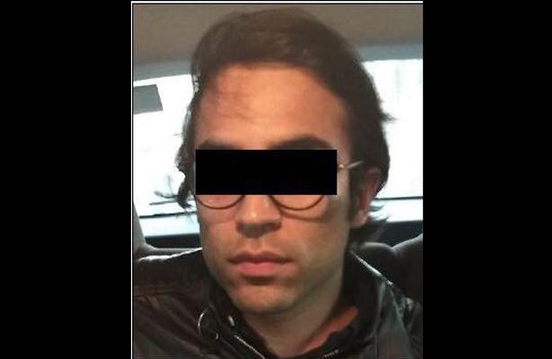 Actor detenido por asesinar a modelo argentina