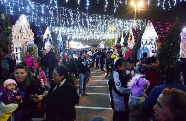 Disfrutaron más de 300 mil personas Parque Invernal Divertineza
