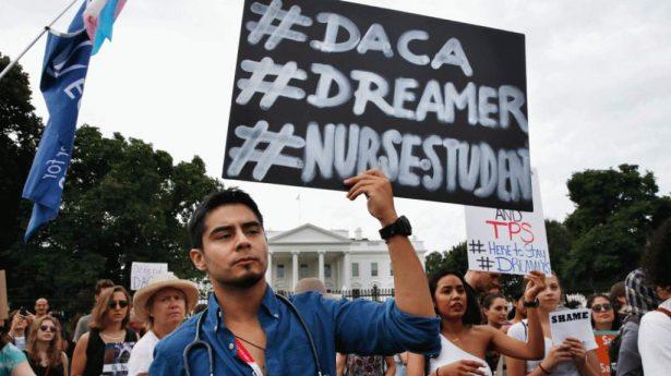 "Consideran ""indignante"" orden para revivir plan DACA"