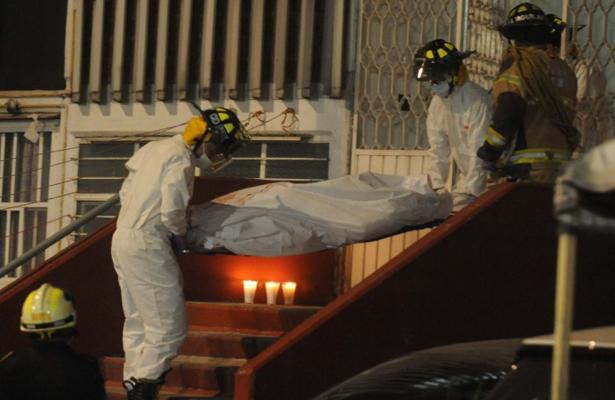 Por intoxicación falleció la familia en Iztacalco
