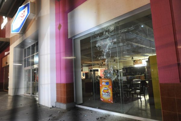 Continúan los saqueos en Ecatepec
