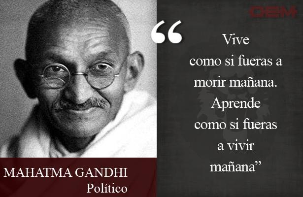 El pacifismo de Gandhi, un desafío en la era Trump, según su nieto