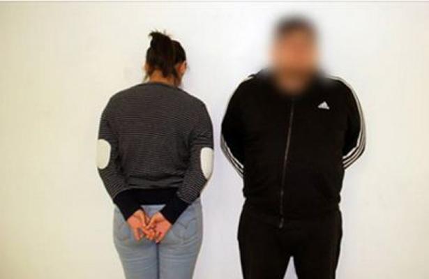 Cae jovencita de 16 años que vendía droga en Cd. Juárez