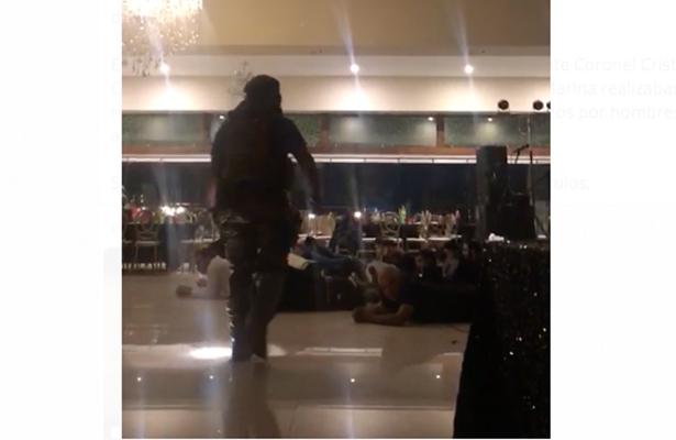 Circula supuesto video de lo ocurrido en la Limita de Itaje