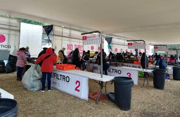 Se realiza el primer Mercado de Trueque del 2018