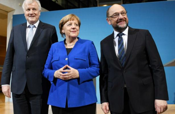Merkel se prepara para un difícil cuarto mandato