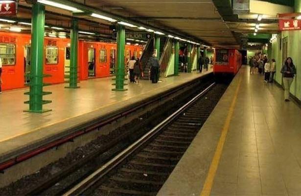 Muere al arrojarse a las vías del Metro Bellas Artes