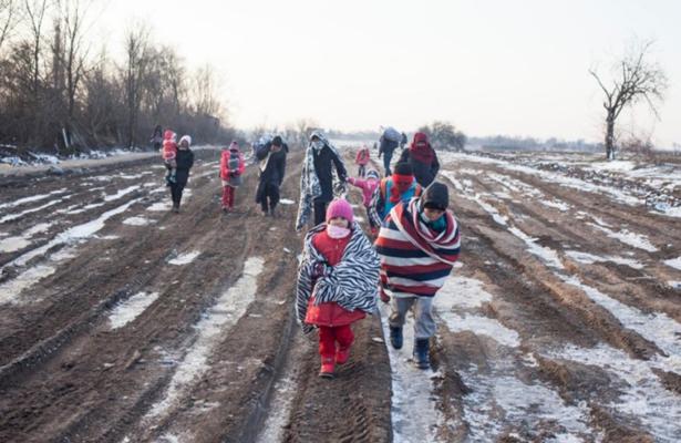 Intensifican grupos beta recorridos para auxiliar a migrantes ante bajas temperaturas: INM